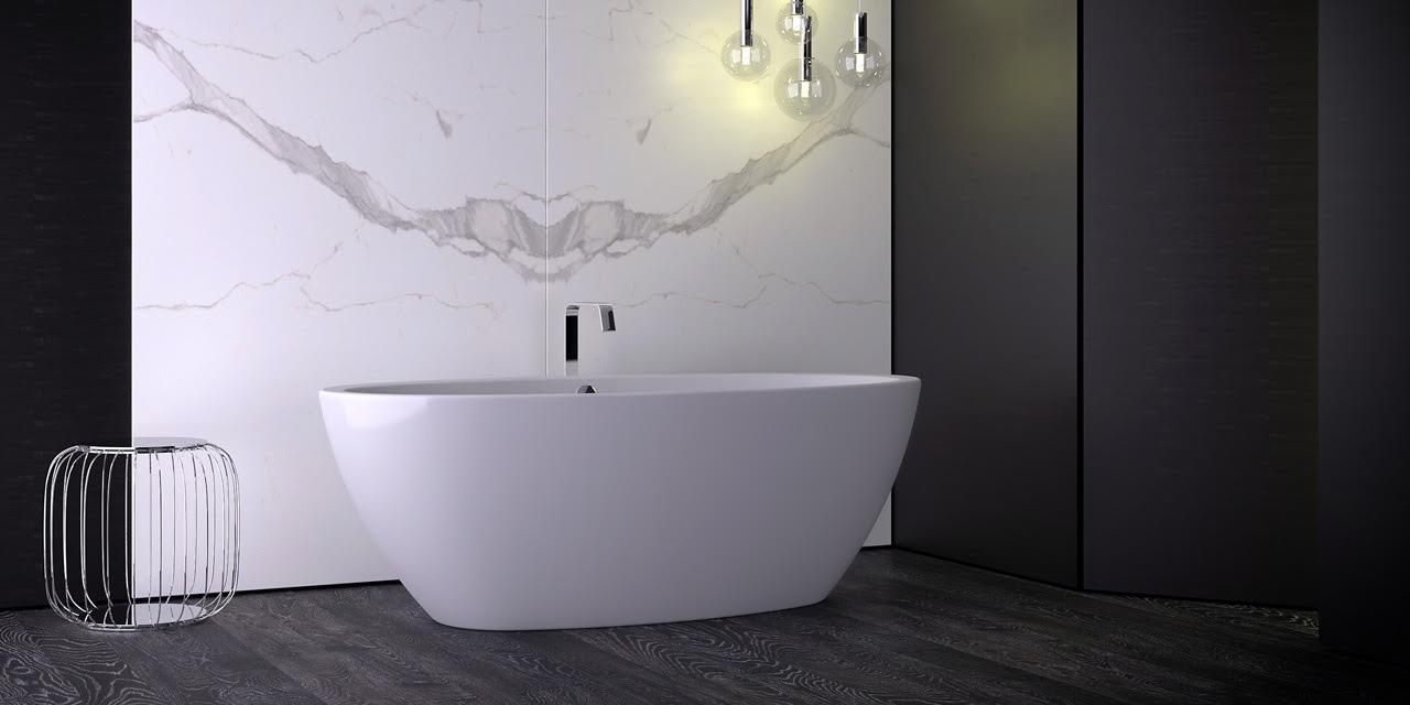 Badekar fra Danline